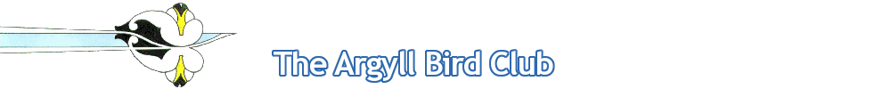 Argyll Bird Club